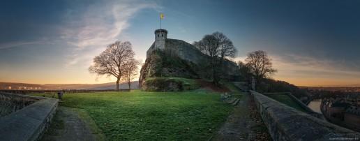 La citadelle de Namur par Quanah Zimmerman 2015