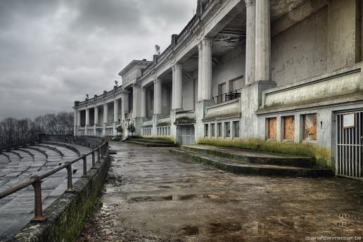 Le Stade des Jeux La Citadelle Namur © Quanah Zimmerman