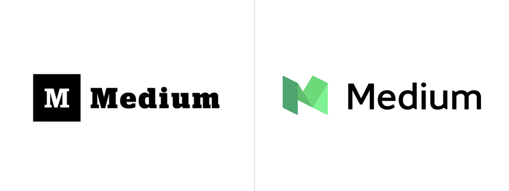 Medium change de logo : « It's all about execution »