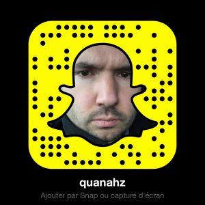 Quanah Zimmerman Snapchat