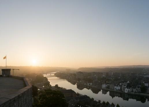 Namur, June 2017 © Quanah Zimmerman