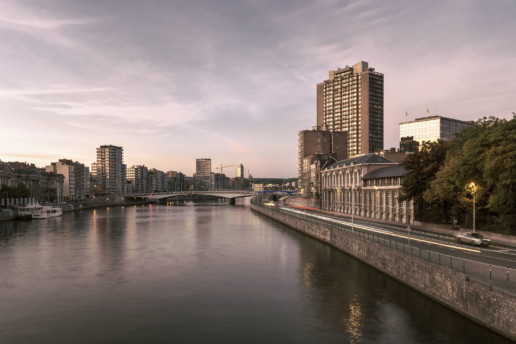 La Meuse à Liège - Quanah Zimmerman