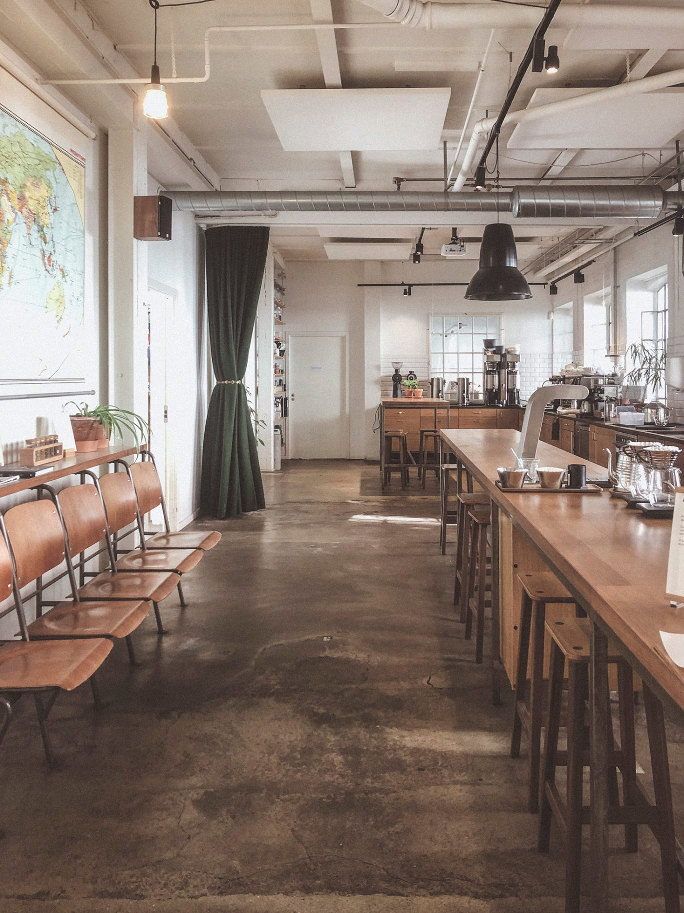 Coffee Collective, the forefront of danish specialty coffee.